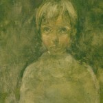 Portrait, Sketch of a Child 1961